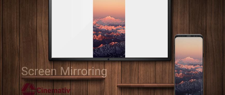 اسکرین میرورینگ چیست و چگونه آن را فعال کنیم؟
