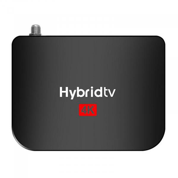 گیرنده دیجیتال یا اندروید باکس HybridTv